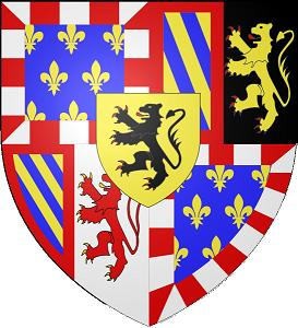 Burgundy's Coat of Arms