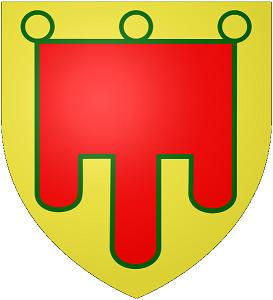 Auvergne's Coat of Arms