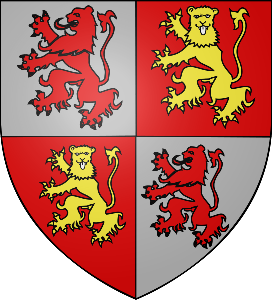 Coat of arms for the Armagnac family
