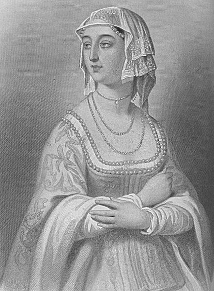 victorian engraving of Margaret