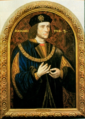 The Sheldon portrait of Richard III