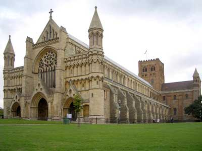 Cathedral at St. Albans