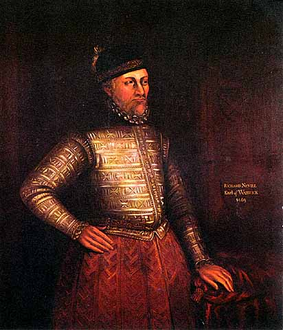 Painting of Warwick
