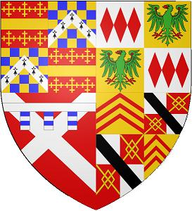 Warwick's Coat of arms